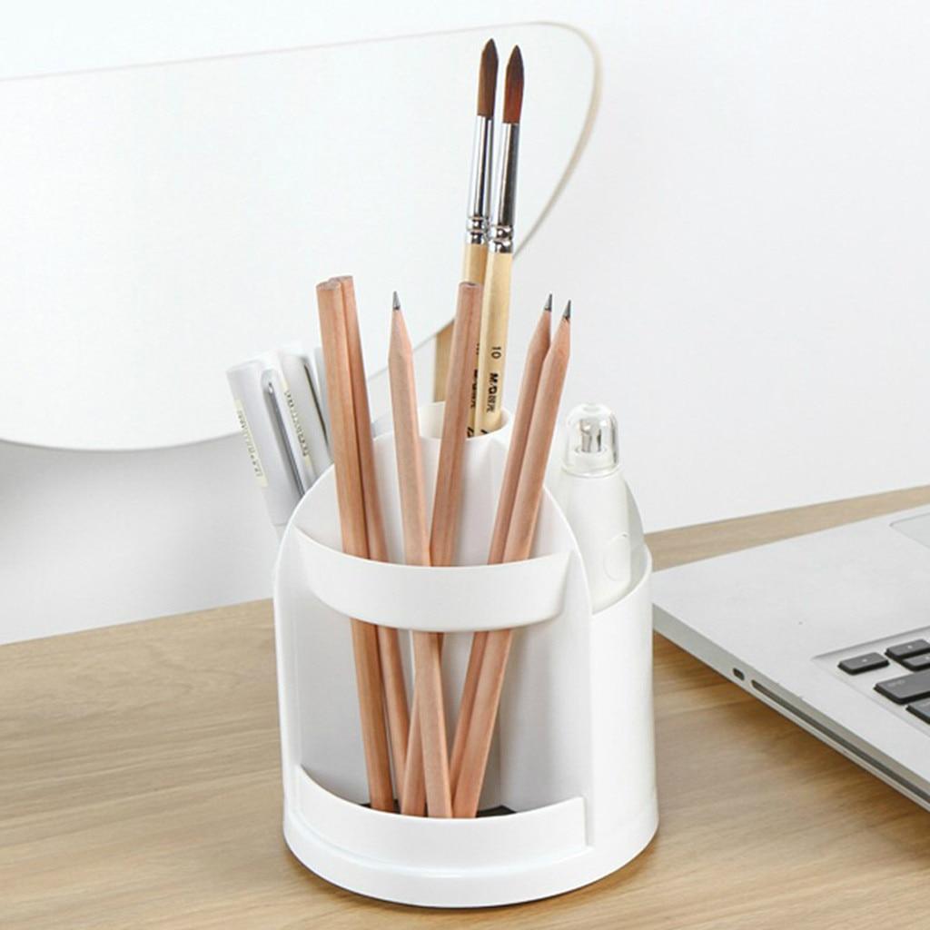 Universal Round Desktop Organizer