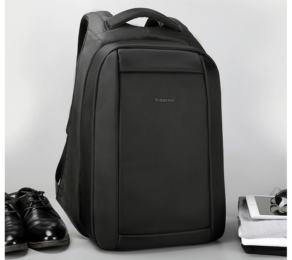 Water Repellent USB Backpack